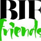 BIF FRIENDS Logo