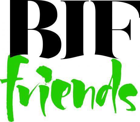 BIF FRIENDS Logo