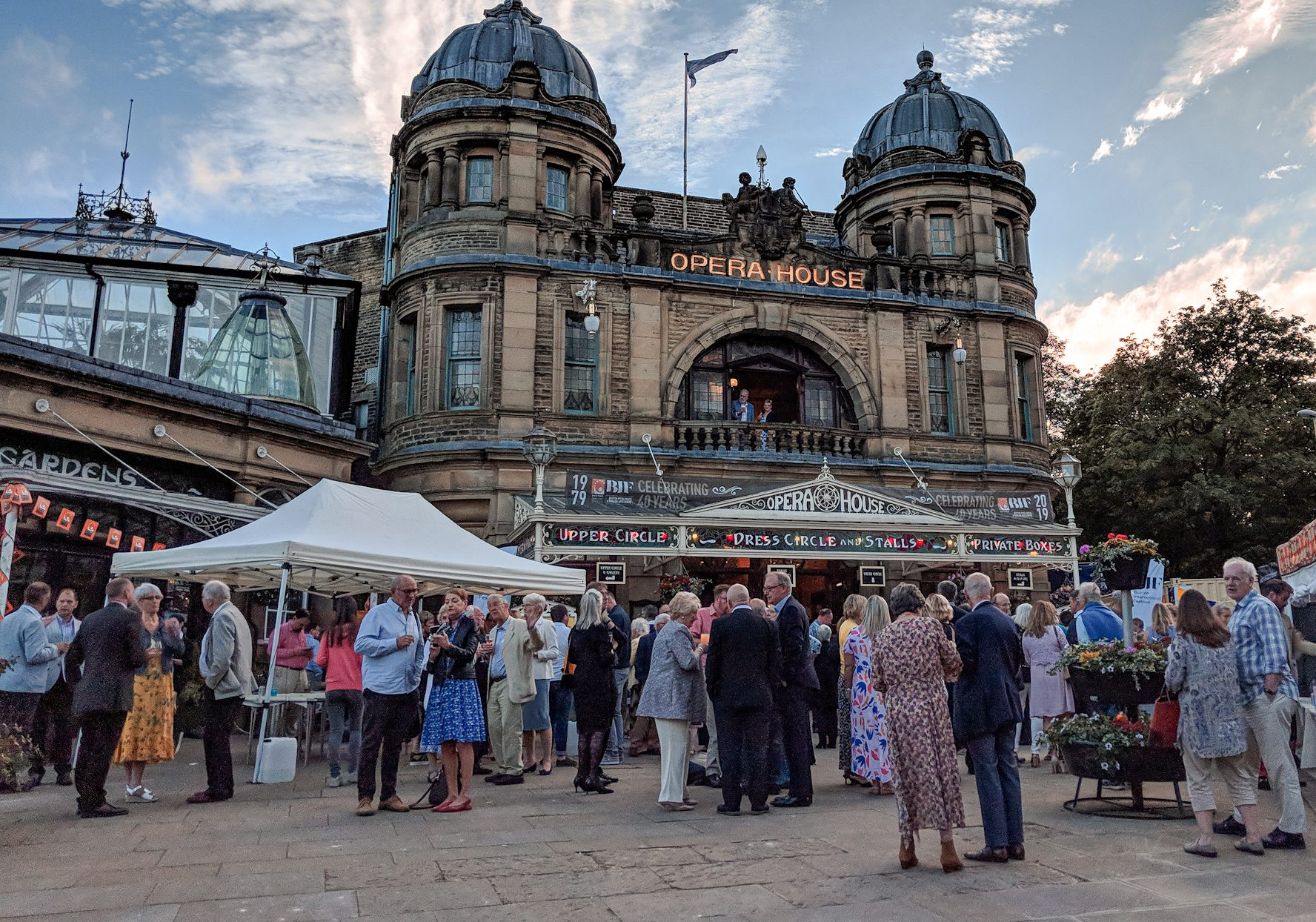 Buxton Festival 2019 Buxton Opera House