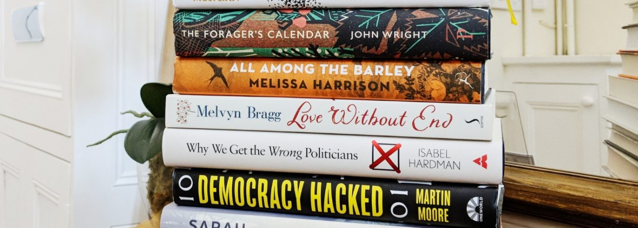 Buxton Literary Festival Bookstack19