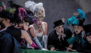 Georgiana opera Buxton International Festival