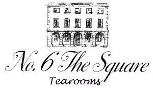No 6 The Square Logo