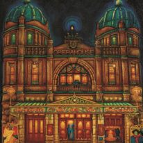Buxton Opera House BIF Xmas card