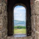 Window over Solomons Temple
