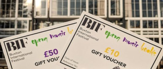 Buxton International Festival Gift Voucher
